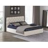 Кровать с мягким изголовьем Грация 3 90*200
