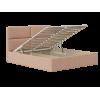 Кровать с мягким изголовьем Медисон-1 90*200