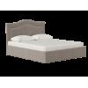 Кровать с мягким изголовьем Оливия 90*200