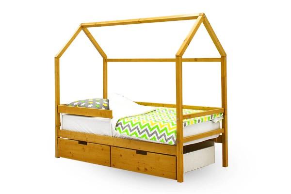 Детская кровать-домик Бельмарко Дерево