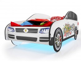 Кровать машина Джип VW Туарег