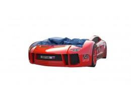 Кровать машина Ламба Next Красная2