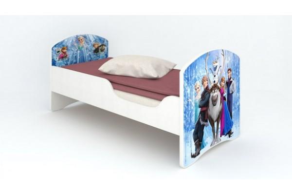 Детская кровать Classic Холодное Сердце