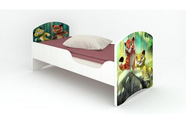 Детская кровать Classic Лео и Тиг