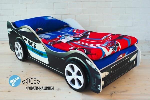 Детская кровать - машина Бельмарко ФСБ