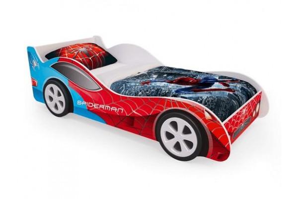 Кровать машина SpyderMan (Человек паук)