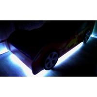 Светодиодная подсветка для кровати - машины