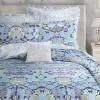 Комплект постельного белья «Mary» violet blue