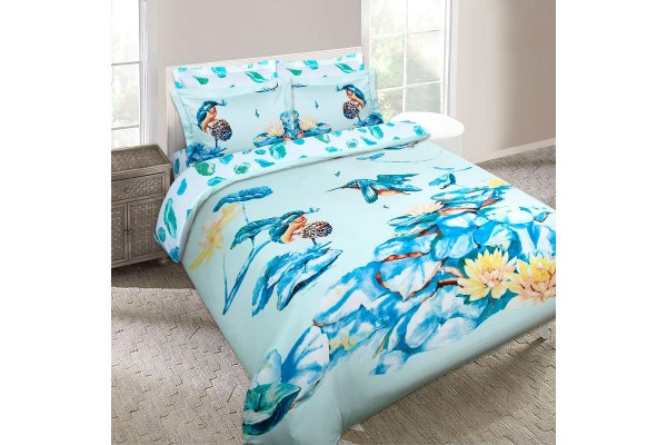 Комплект постельного белья Zimorodok
