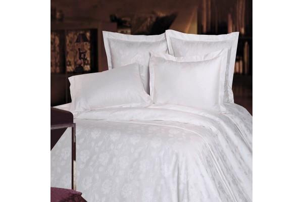 Комплект постельного белья Роза белая