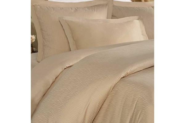 Комплект постельного белья Зебра латте