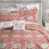 Комплект постельного белья «Isolde» dark coral