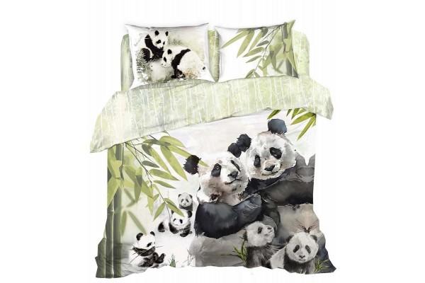 Комплект постельного белья Pandas