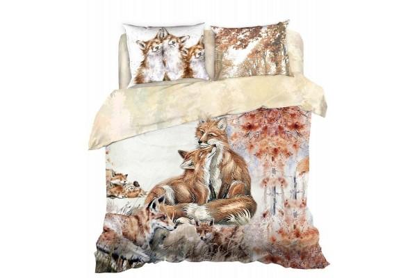 Комплект постельного белья Foxes