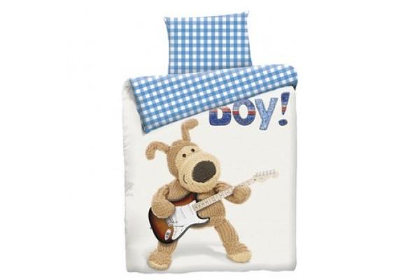 Детское постельное белье Бой с гитарой, бязь (100% хлопок)