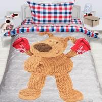 Детское постельное белье Боксер (бязь, 100% хлопок)