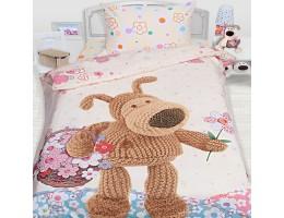 Детское постельное белье На полянке (бязь, 100% хлопок)