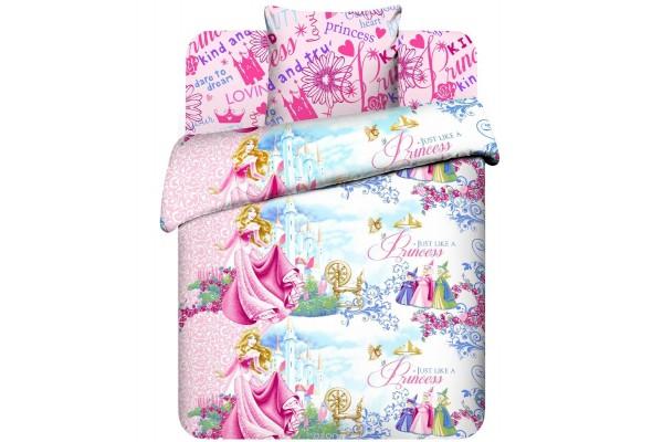 Детское постельное белье Принцесса Аврора (100%хлопок)