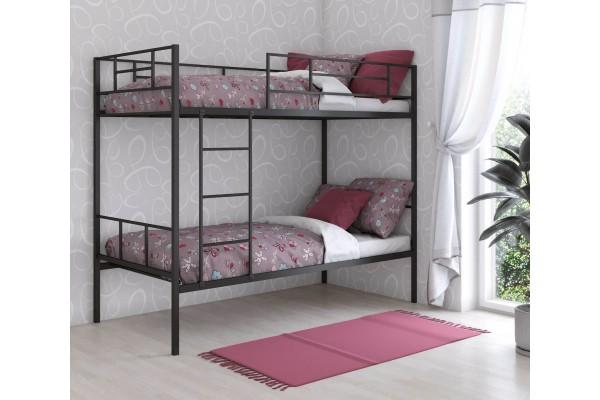 Кровать двухъярусная металлическая Севилья