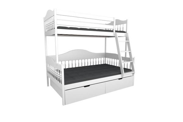 Двухъярусная кровать Berlansi Duos